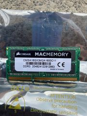 Corsair CMSA16GX3M2A1600C11 SO-DIMM Kit Apple