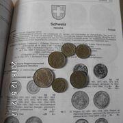 Münzen aus Schweiz