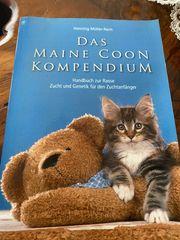 Das Maine Coon Kompendium Buch