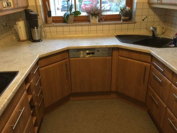 Hochwertige küche kaufen  Hochwertige Küche der Marke Nolte inkl. Geräte in Plankstadt ...