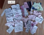 Kleiderpaket Gr 68 74 22