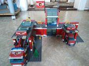 Lego Feuerwehrstation