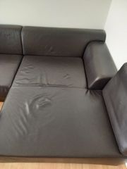 Echt Leder Couch