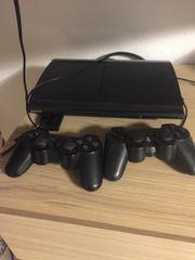 PS3 Konsole inkl