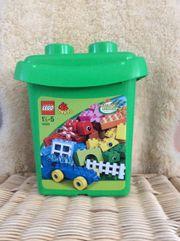 Lego Duplo Bausteine-Eimer 10555 vollständig
