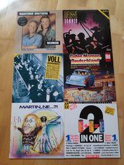 Schallplattensammlung zu verkaufen