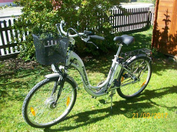 E-Bike Damen