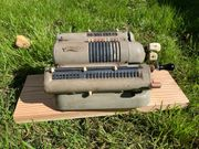 Rechenmaschine Walther WSR 160 - Vintage