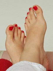 Sexy Füße suchen Liebhaber
