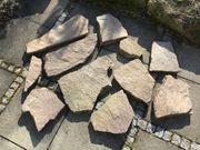 Naturstein-Beetplatten