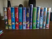 Disney Videokassetten