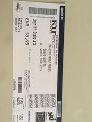 4 Tickets für David Guetta