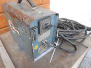 Elektroden Schweißer - Stabelektroden - 230 V