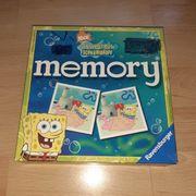 Spongebob Schwammkopf Memory
