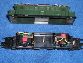 Modelleisenbahnen - PIKO Elektro Lokomotive BR 144