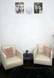 Raum im Kosmetikstudio