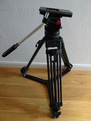 Fluidkopf Stativ Sachtler Video 20