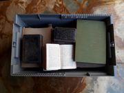 Alte Bücher 1850 -1970