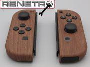 Nintendo Switch Joy Con Holz