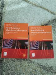 Buch Roloff Matek Maschinenelemente Tabellenbuch