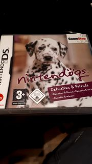 Nintendo DS Spiel Nintendogs Dalmatian