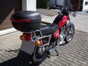 Suzuki GN 125 Leichtkraftrad mit
