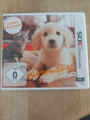 nintendo3ds Spiel nintendögs cats