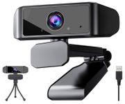 USB Webcam 1080P mit Mikrofon -