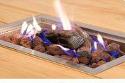 Feuertisch Einbaubrenner Tischfeuer Terassenheitzung