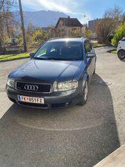 Audi a4 b6 2 5