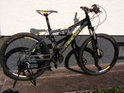 Mountainbike Fully Ghost ASX 5100