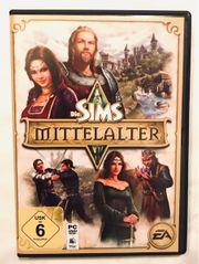 PC-Spiel - Die SIMS - Mittelalter