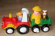 Little People Traktor von Fisher