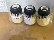 Thermostat für Heizkörper 3 Stück