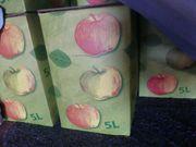 5L Apfelsaft selbstgemacht