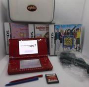 Nintendo DSi Rot Konsole 5xSpiele