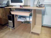 Computerschreibtisch Bürotisch Arbeitstisch PC-Tisch