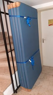 Turnmatte Sportmatte 200x100x6 cm mit