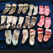 Socken für die Größe 74
