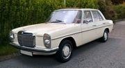 Mercedes 230 Strichacht W114 6-Zylinder