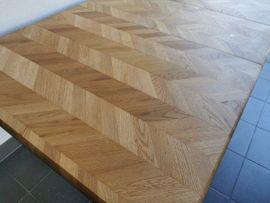 Bild 4 - Esstisch aus Vollholz - Tisch - Koblach