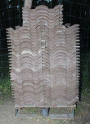 Brass Dachziegel 103 Stück braune