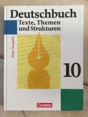 Schulbuch Deutsch 10 Klasse