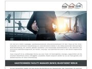 Haustechniker Facility-Manager m w d