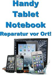 Handy Notebook Tablet Reparatur vom