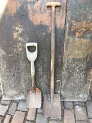 Spaten Schaufel Garten Werkzeug