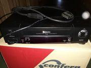 Videorecorder von Philips mit Scartkabel