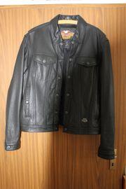 Original Harley Davidson Lederjacke