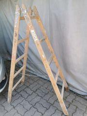 Stehleiter A Leiter 165 cm