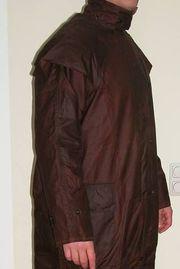 Cox gewachster Mantel